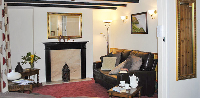 Sample Holiday Cottage Interior