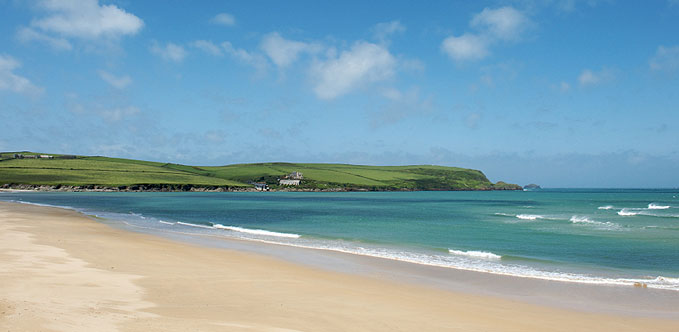 North Cornwall Beaches Near Padstow